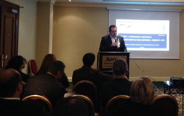 Presentation of Armenian Economic  Report 2014